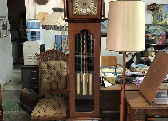 Vintage Grandfather Clock made by Copper Art (Germany)