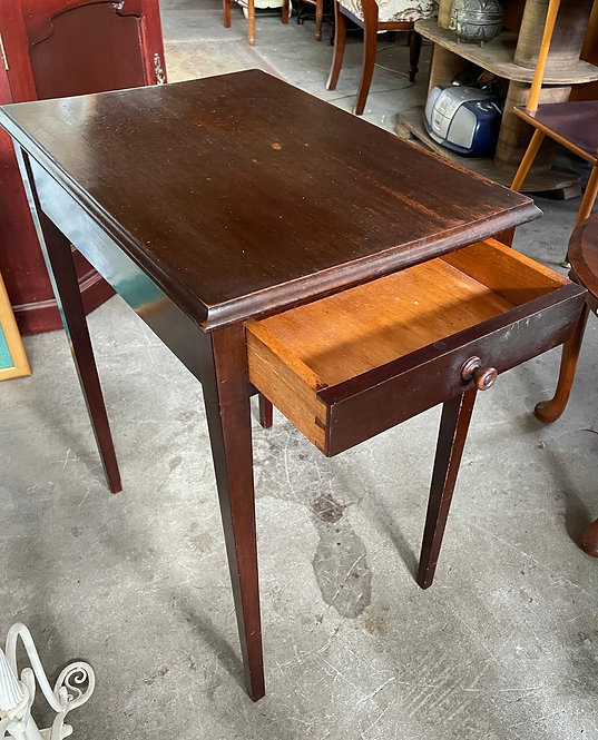 Vintage Rectangular Occasional Table