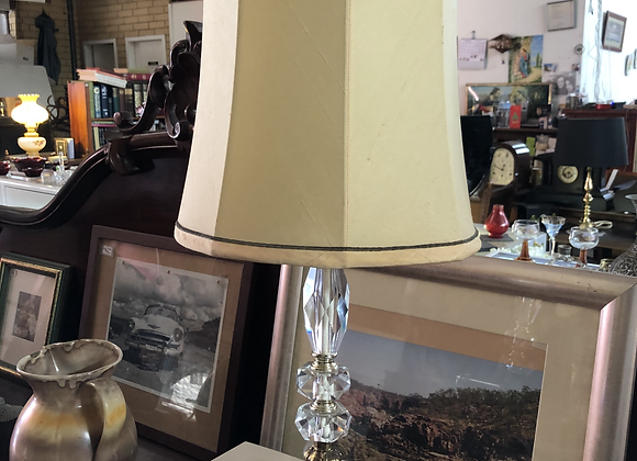 Stunning Antique Table Lamp