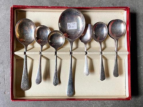 A Set of 10 Vintage Spoons manufactured by Viner & Hall Ltd. (Australia)