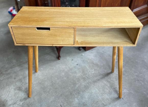 Elegant Mid-Century Retro Desk in Perfect Condition