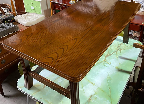 Unique Rectangular Coffee Table in Very Good Condition