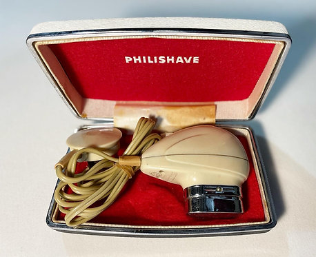 Vintage Electric Shaver manufactured by 'Philips & Co' from C.1950's