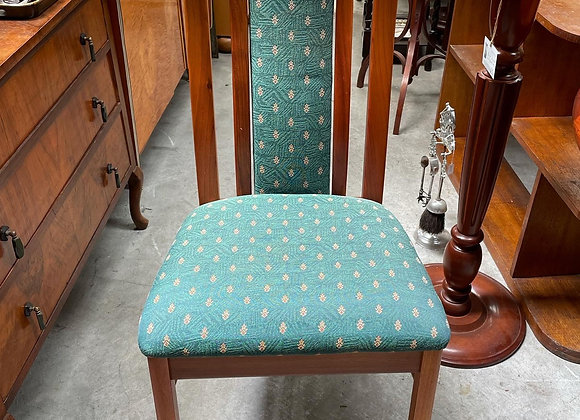 A Set pf 6 Vintage Custom Made Chairs in Very Good Condition