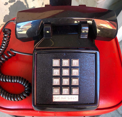 Vintage ITT Touchtone Telephone from C.1980s (USA)