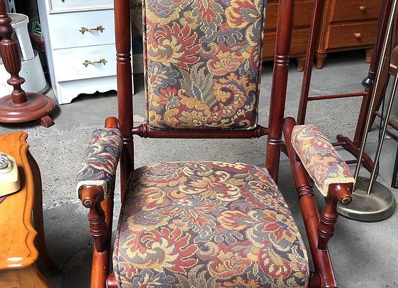 Upholstered American Dexter Rocking Chair
