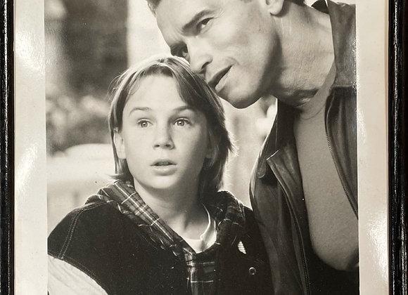 Columbia Pictures Release Print of A.Schwazenegger & Austin O'Brien