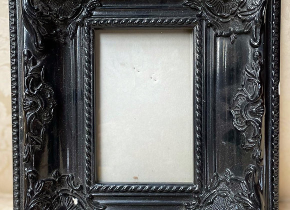 Ornate Black Colour Frame in Good Condition