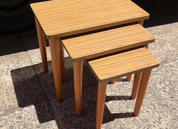 Gorgeous Retro Nest of Tables