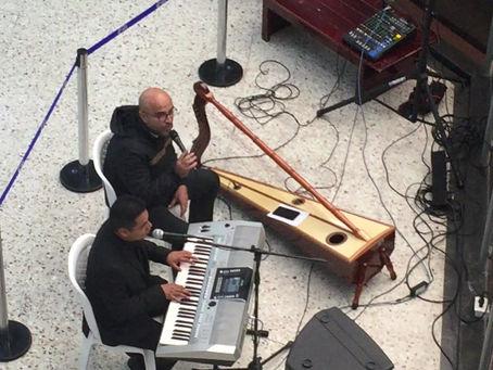 Nuestras tardes con un ambiente musical