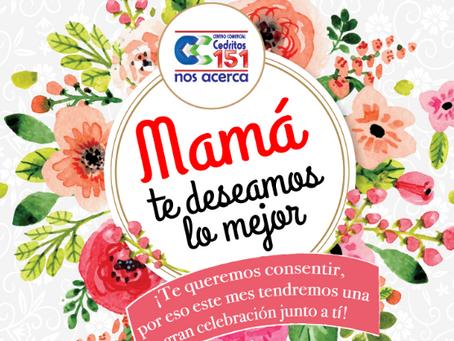 Santrich y el C.C. Cedritos 151 ofrecen un concierto inolvidable a las mamás