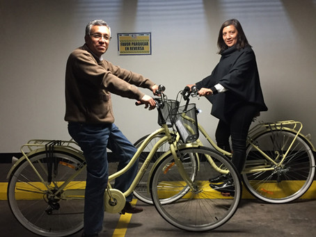 Estos son nuestros ganadores, el amor por las bicicletas