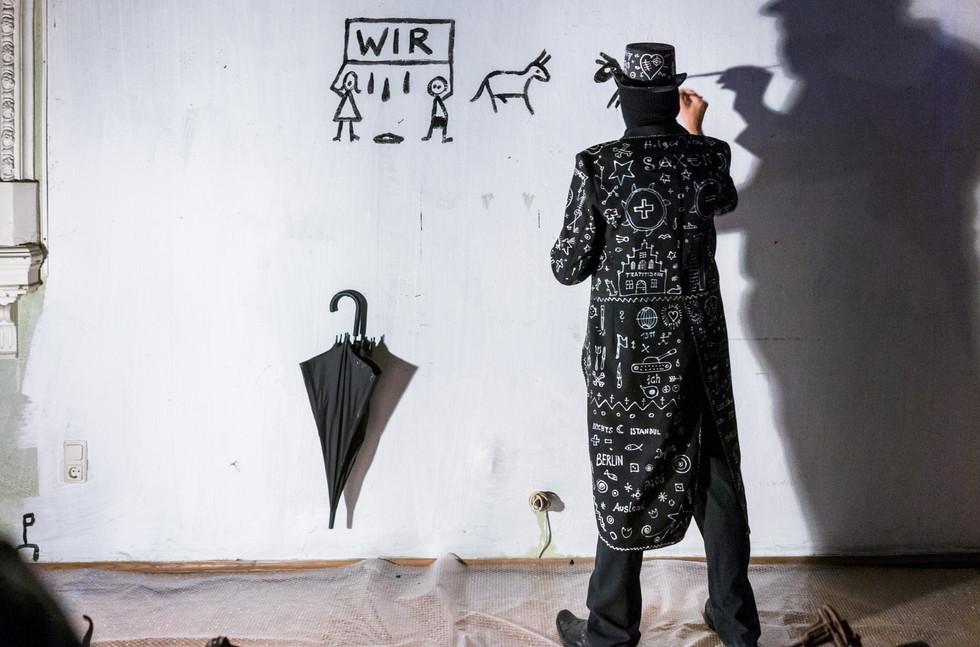2015 | Labyrinth Deutsche Einheit