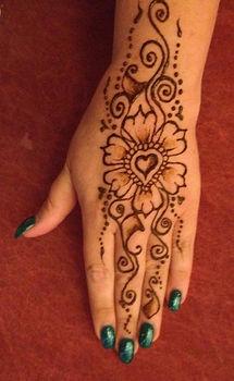 Natural henna essex