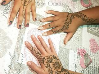 Henna season, what to look out for...