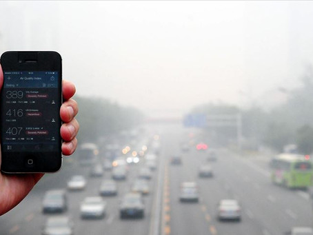 Within last year, 1.9 mio people died due to Covid-19 and 4.2 mio people died from Air Pollution.
