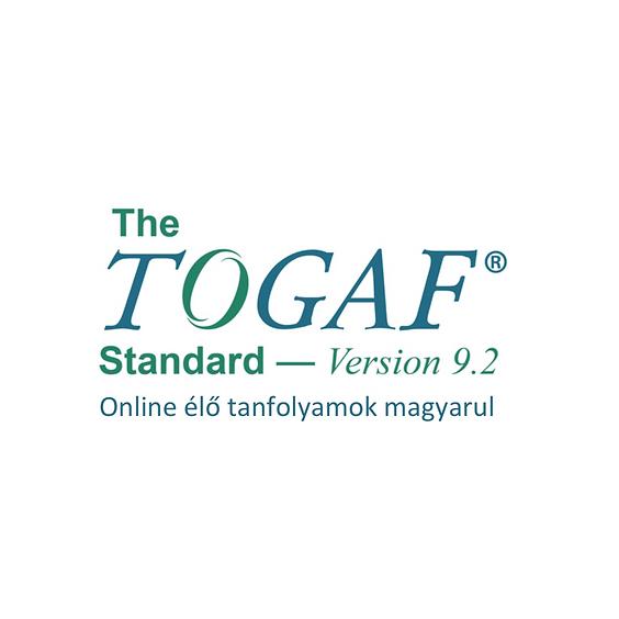 TOGAF Certified élő online tanfolyam magyarul