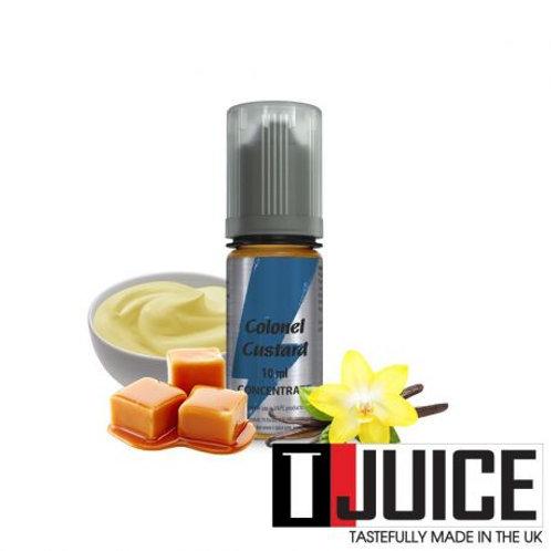 Aroma Colonel Custard - T-Juice
