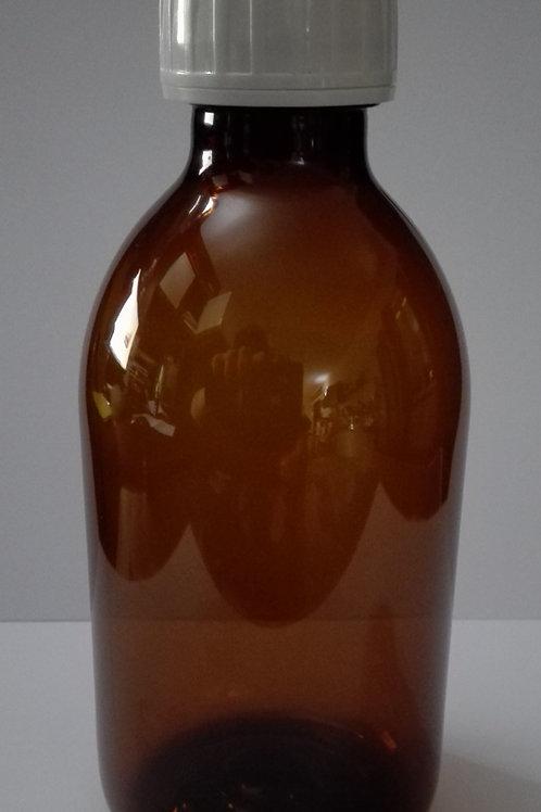 Flacone PET ambrato