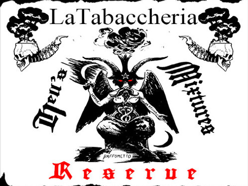 Aroma Baffometto Reserve - Hell's Mixture - La Tabaccheria