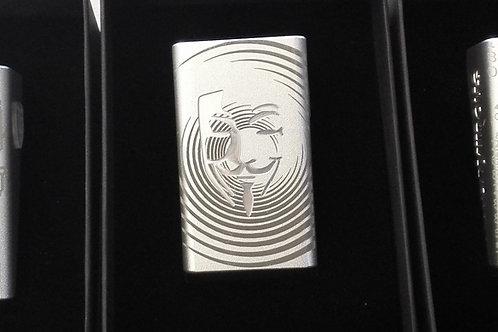 Anonymus V5 Box BF- Alluminio (collezione)