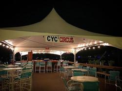 tent and marketlighting