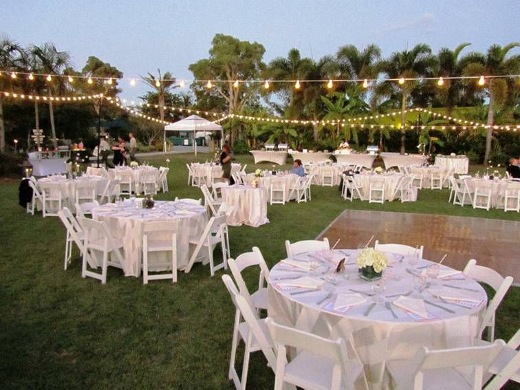 Party time rentals and special events in naples florida - Botanical gardens naples florida ...
