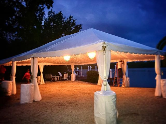 #sunshinestate #swfl #partytimerentalsnaples #weddingtime #weddingtent #attentiontodetail #lovewhatw