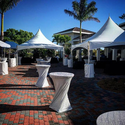 tents and linen