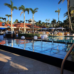 #poolparty #events #partytime #partytimerentals #naples #partytimenaples #setups #clear #poolcover #