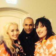 London Fashion Week with Noel Feliding & Lemon