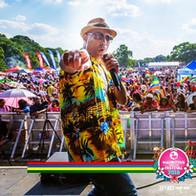 Hosting the UK Mauritian Festival