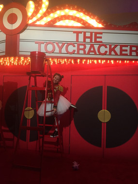 The Toycracker - Target Industrial