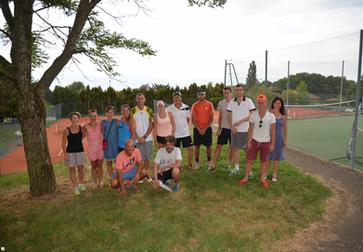 Résultats du Tournoi du Tennis Club Archamps-Bossey du 15 au 28 aout 2016 sur terre battue