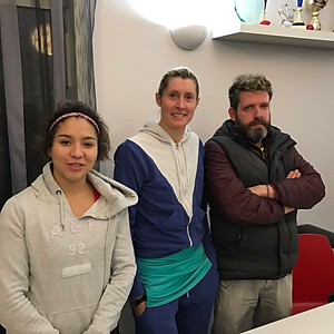 Tournoi senior indoor- Février 201