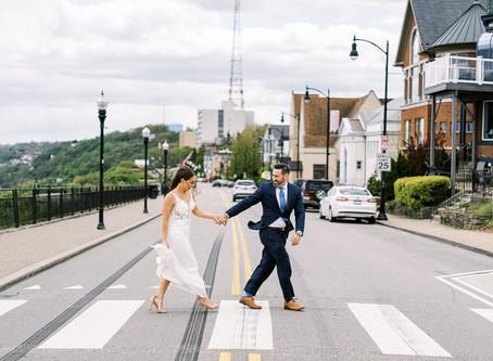 Nicolette & Bryan's Backyard Wedding