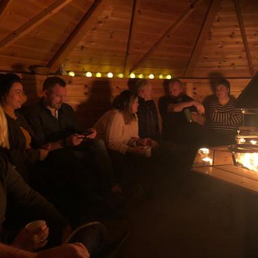 grill hytten