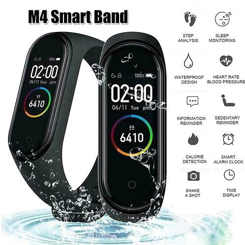 M4 CMonitor Smart Band Blood Pressure Music Remote Control