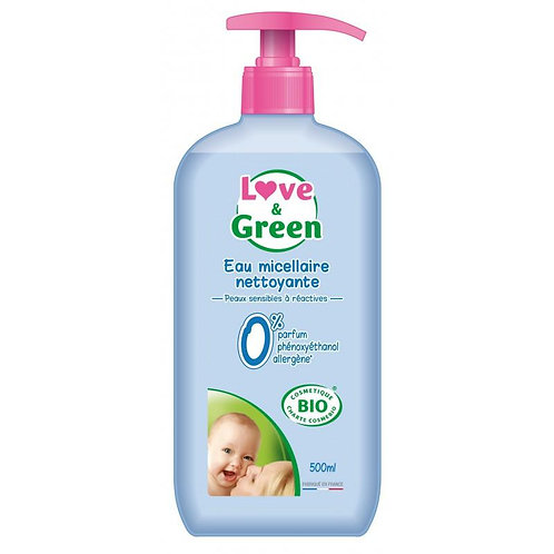 Eau nettoyant bébé