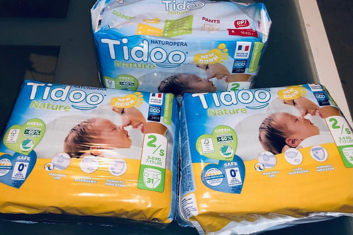 Tidoo taille 2 3/6kg