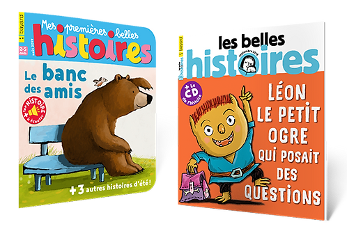 Livre d'histoire enfants