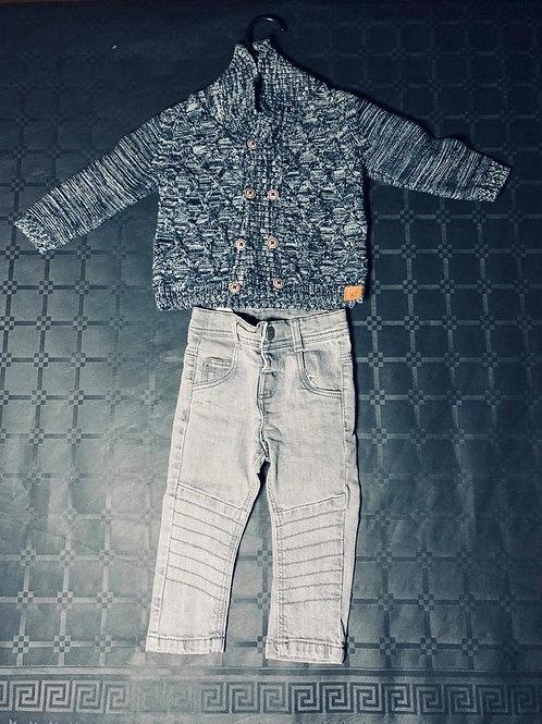 Gilet et pantalon
