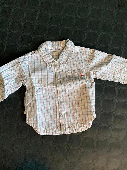 Chemise carreaux (6-24 mois)