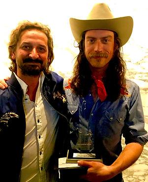 James Ellis-Winner Best Country Album