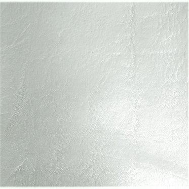 PVC Leather Inde (White)