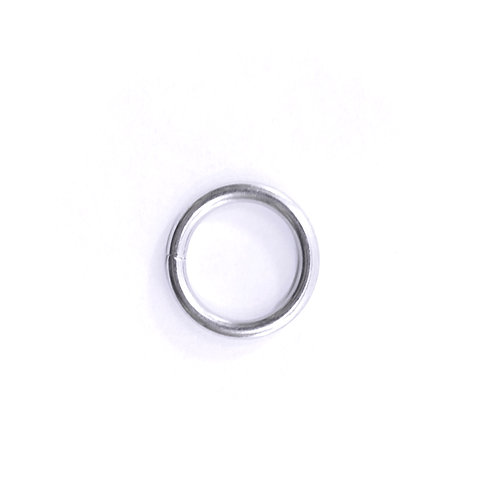 Iron Ring RG01600 (25mm) Nickel