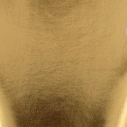 PU Leather - Foil (Gold)