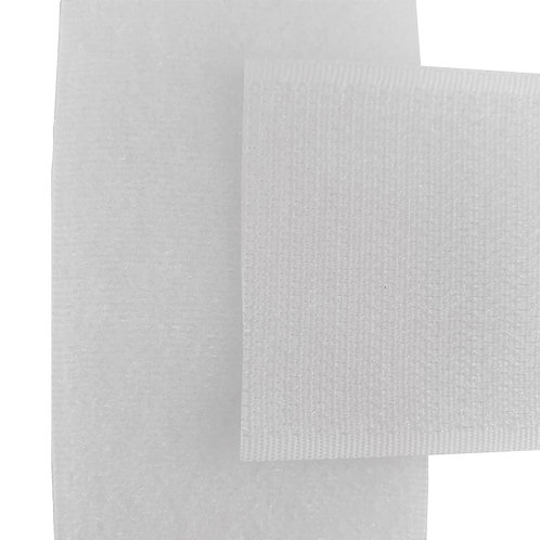 "Hook & Loop / Velcro (2.0"") White"