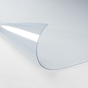 Transparent PVC Sheet (Thin / Mince)