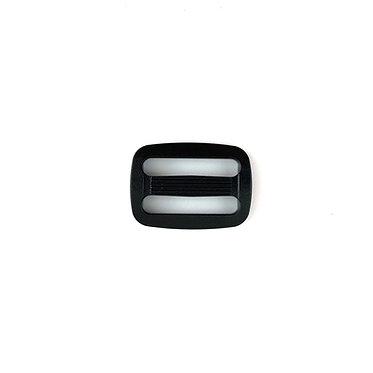 "PVC Buckle BK00003 (1.0"") Black"